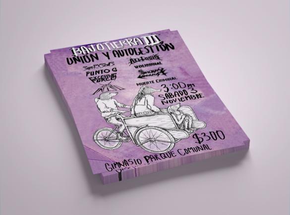 Soyez plus personnel | 8 Design de flyers pour s'inspirer