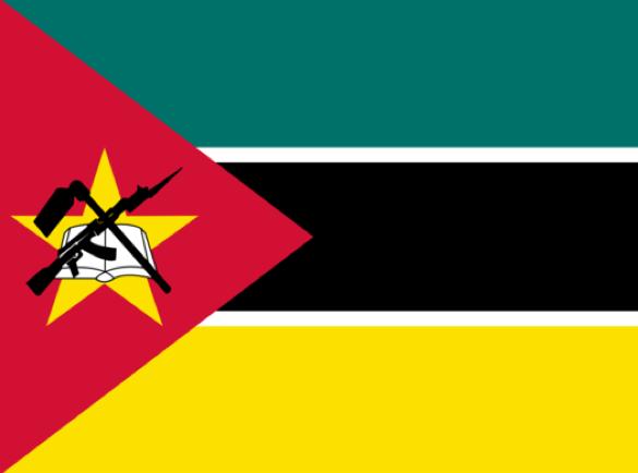 Le Mozambique | Quels pays ont les drapeaux les plus fous ?