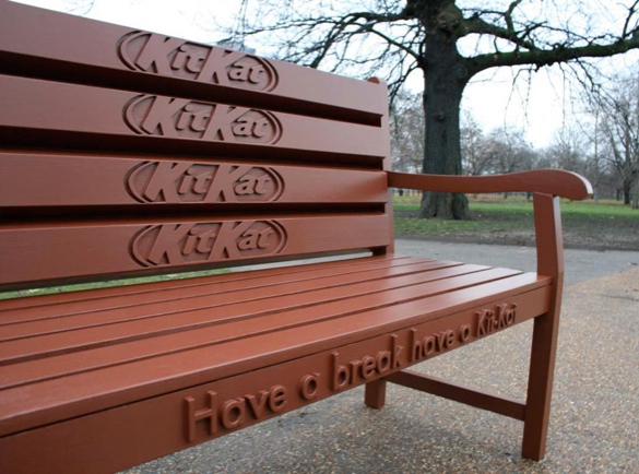 Street Furniture Advertising   8 Creative Ideas for Marketing Outdoors