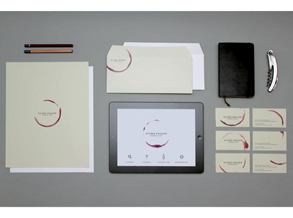 3. Un subtil clin d'oeil   10 Utilisations intelligentes de la papeterie et des fournitures de bureau personnalisées