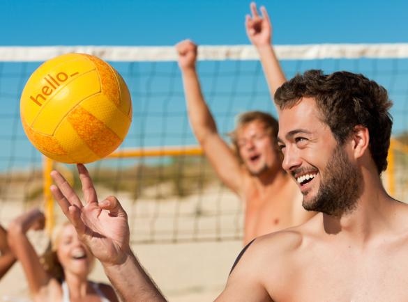 4. Événements sous le soleil | 5 manières de promouvoir votre marque à la plage