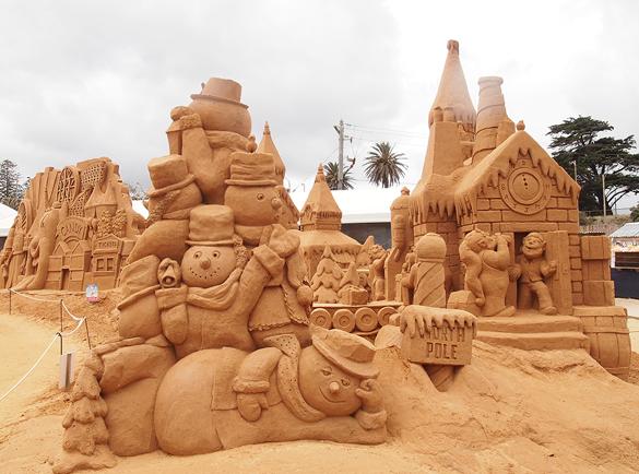 1. Du sable jusqu'au bout | 5 manières de promouvoir votre marque à la plage