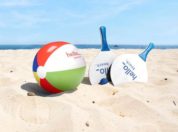 3. Des Goodies spéciaux pour l'été | 5 manières de promouvoir votre marque à la plage