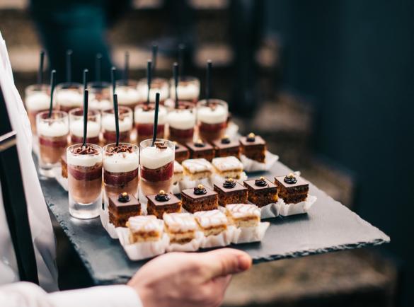 10 idées pour attirer la foule sur votre stand lors d'un salon | 6. Tout le monde aime la nourriture gratuite
