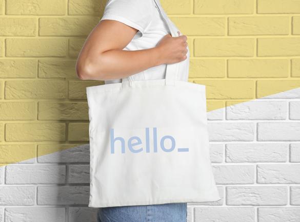 Comment se démarquer lors d'un salon professionnel   Distribuez de grands sacs réutilisables