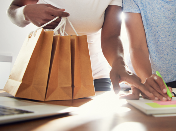 10 idées pour attirer la foule sur votre stand lors d'un salon | 5. Cadeaux publicitaires