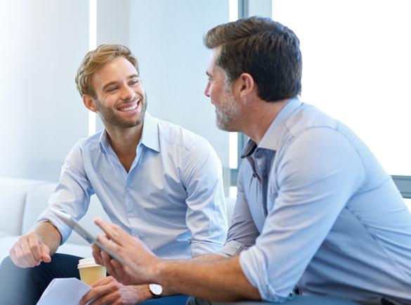 2. Poser des questions ouvertes à vos clients   7 astuces pour ouvrir la discussion lors d'un salon