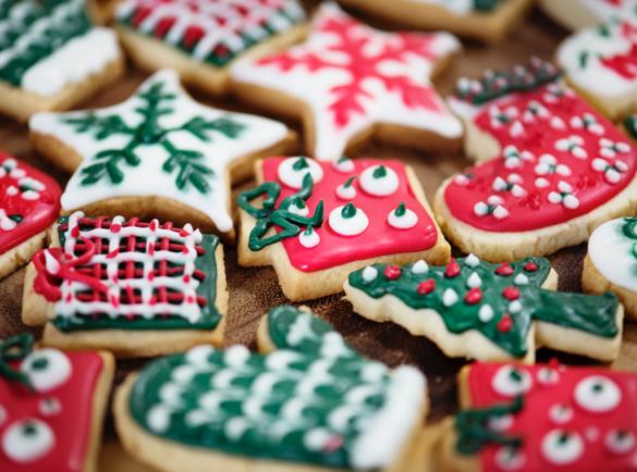 5 idées marketing pour Noël qui peuvent vous inspirer   Faîtes pleuvoir des sucreries sur la terre