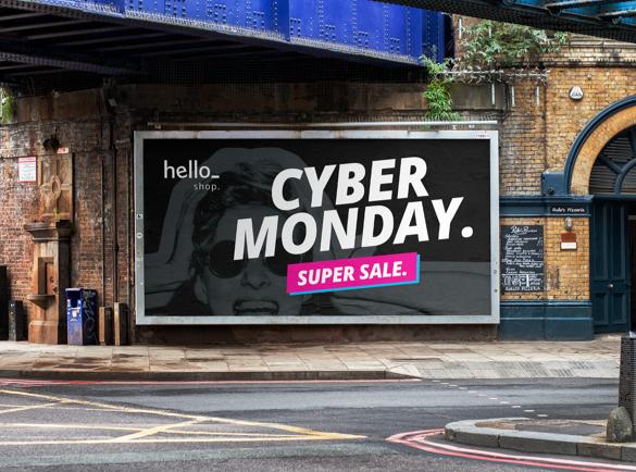 10 idées de campagnes Marketing pour le Cyber Monday | 9. Se démarquer du lot