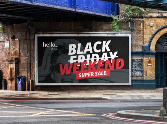10 Idées de Campagne Marketing pour le Black Friday | 9. Ne le ratez pas
