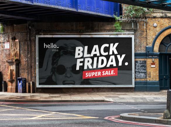10 Idées de Campagne Marketing pour le Black Friday | 1. Soyez dans le coup