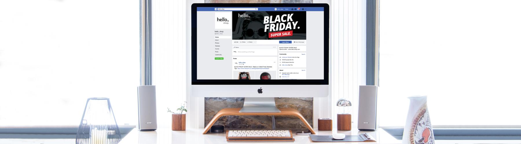 Black Friday : 5 conseils pour booster vos ventes