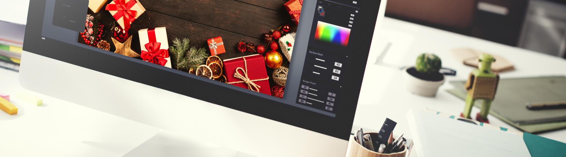 Comment concevoir son Noël avec Helloprint