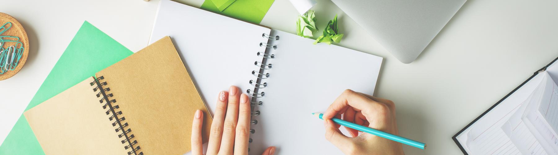 Fidélisez vos clients avec des blocs-notes personnalisés