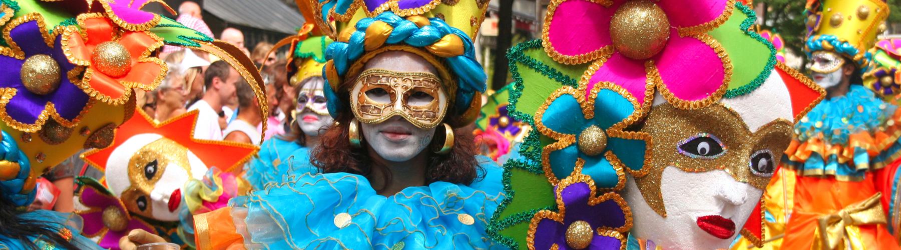 Les Helloprinters en action : le Carnaval de Rotterdam