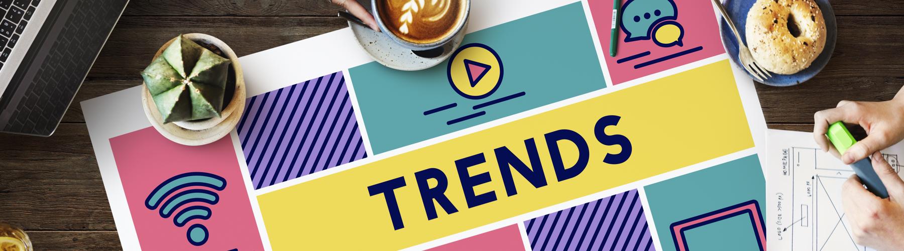 Impression : les tendances de 2020