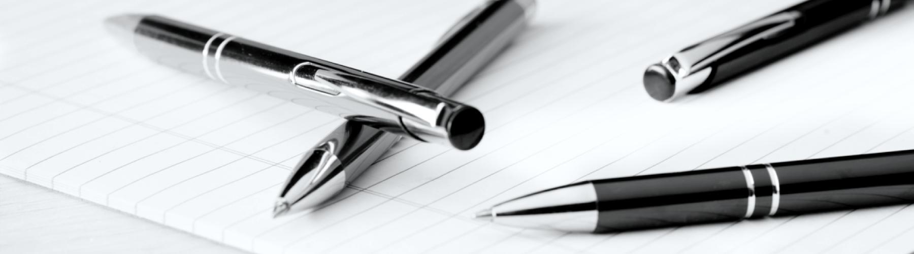 Pourquoi les stylos personnalisés sont une valeur sûre ?
