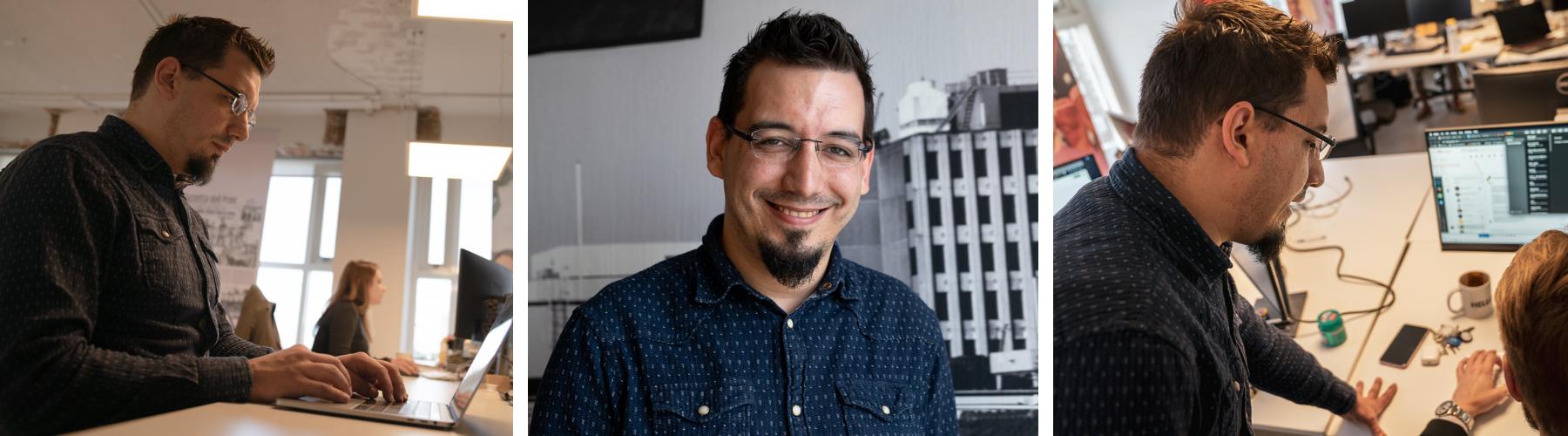 HelloExperts – Voici Dragan, Chef de produit informatique chez Helloprint