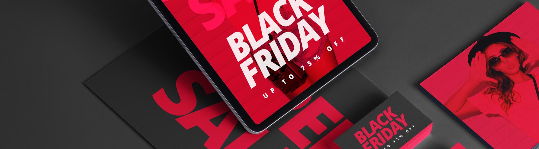 Top 5 des campagnes marketing pour le Black Friday