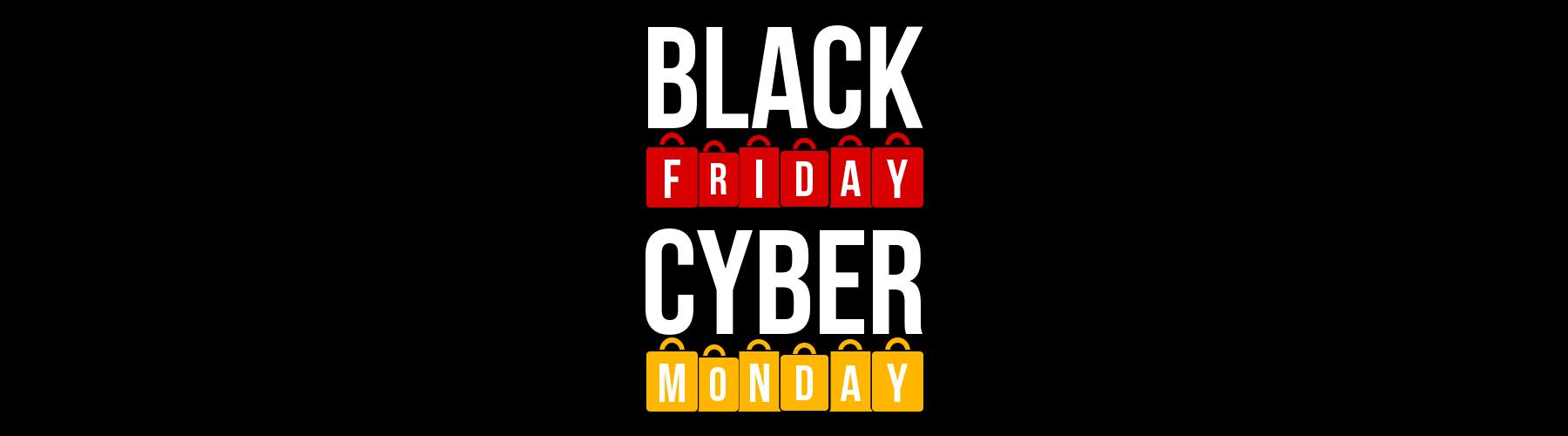 Black Friday vs Cyber Monday – sur quelle journée miser ?
