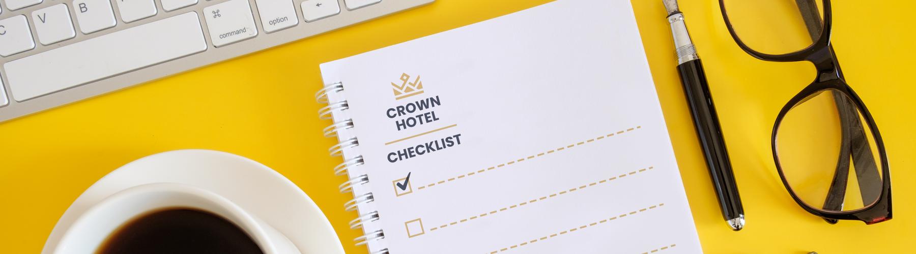 La liste ultime des produits imprimés à avoir pour votre hôtel ou restaurant