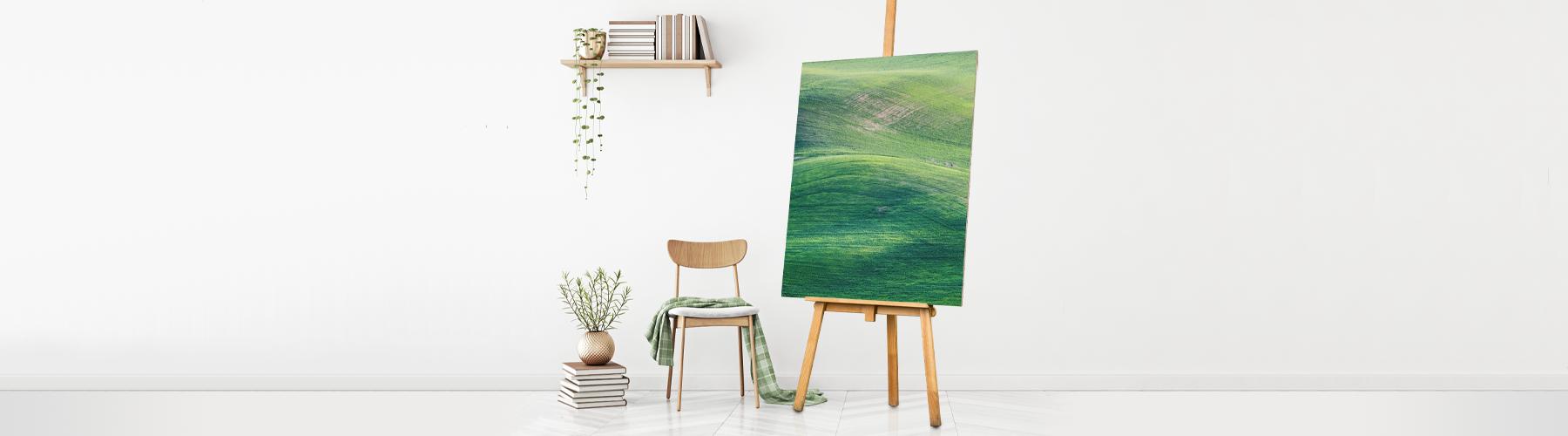 Comment accrocher facilement sa toile sur son mur